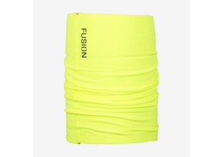 Fusion C3 NECK GAITER YELLOW